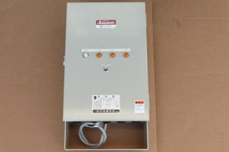 川本製作所 ECF5-B 02制御盤