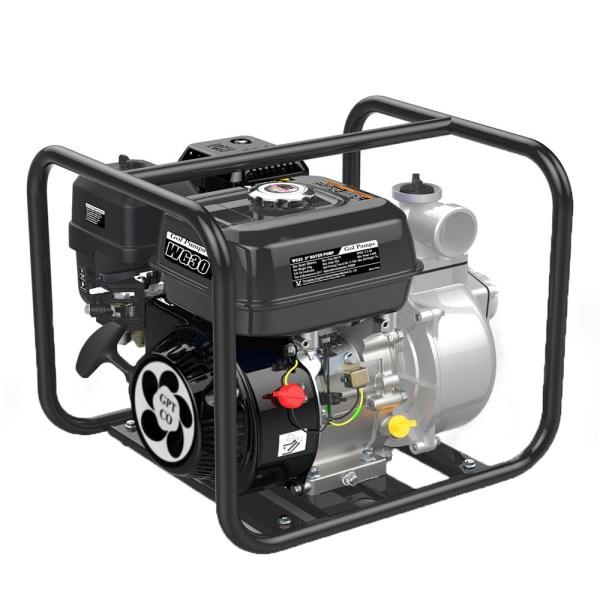 WG30 gas powered water pump