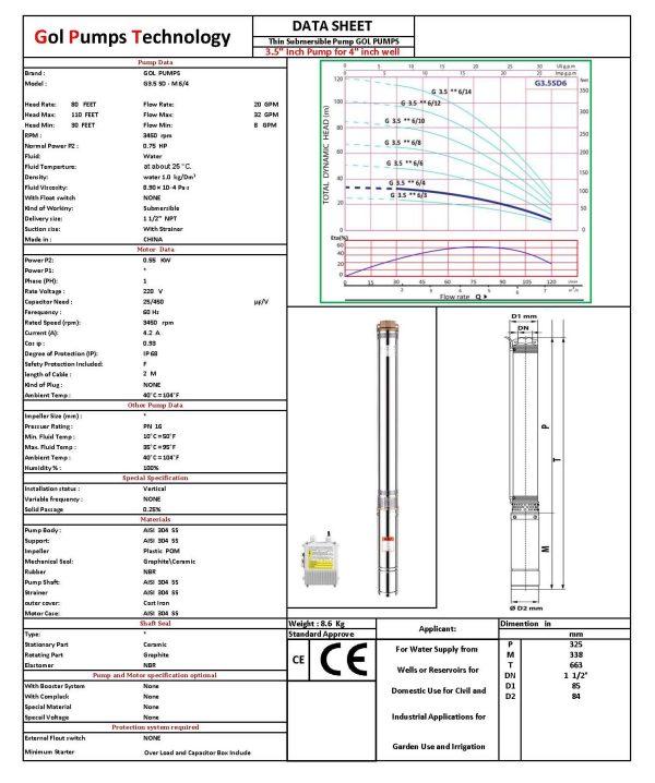 G3.5SDM6 4 220 DATA SHEET e1607456990510