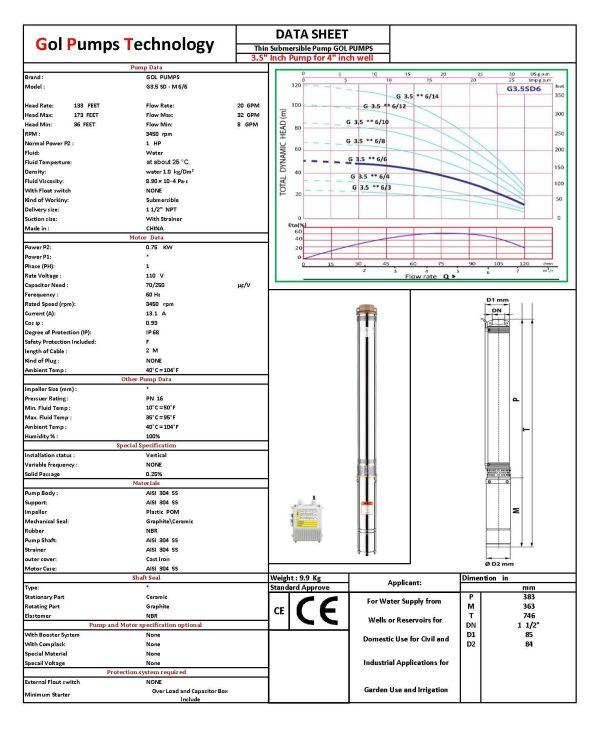G3.5SDM6 6 110 DATA SHEET e1607457857556