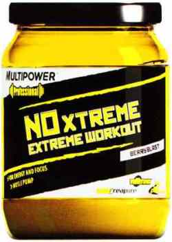 noxtreme extreme workout multipower