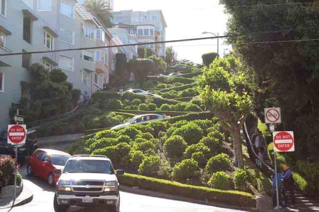 Vegetarian Travel: San Francisco