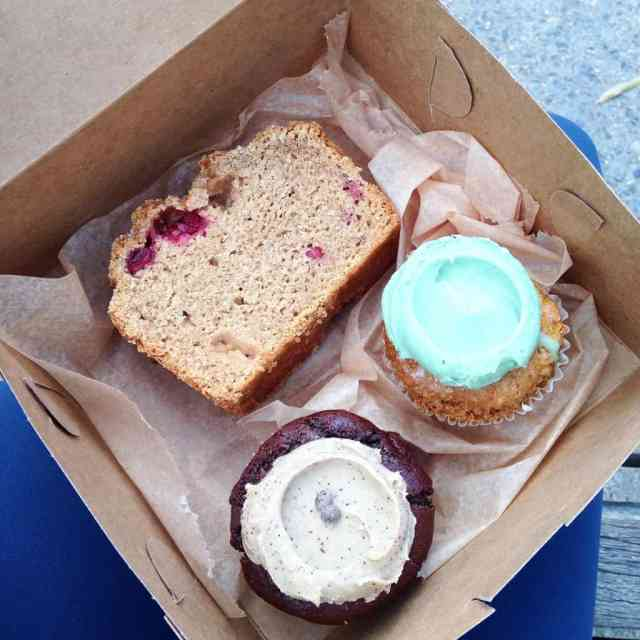 Vegetarian Travel: NYC Eats // pumpkin & peanut butter