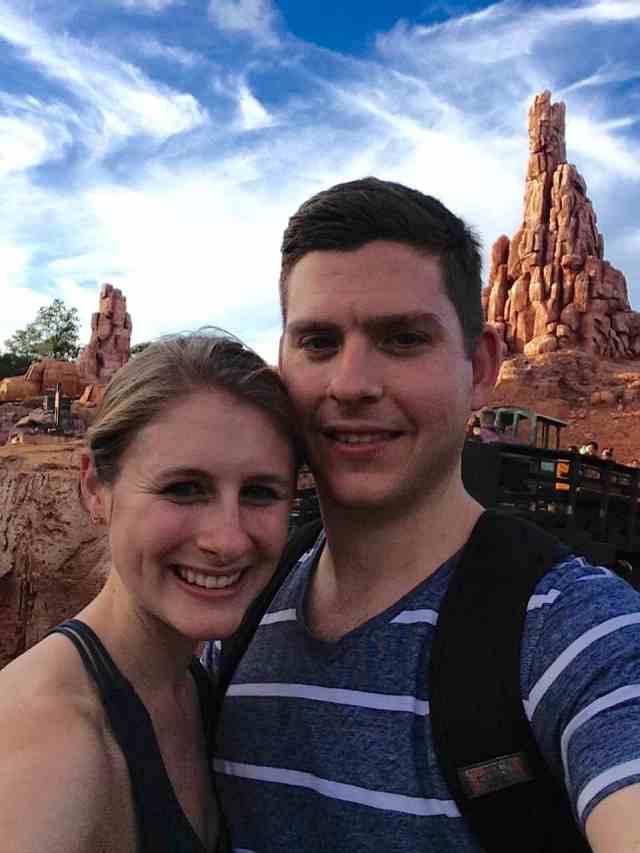 Vegetarian Travel: Disney // pumpkin & peanut butter