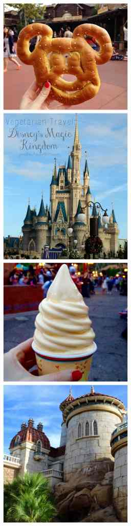 Vegetarian Travel: Disney // pumpkin & peanut butter