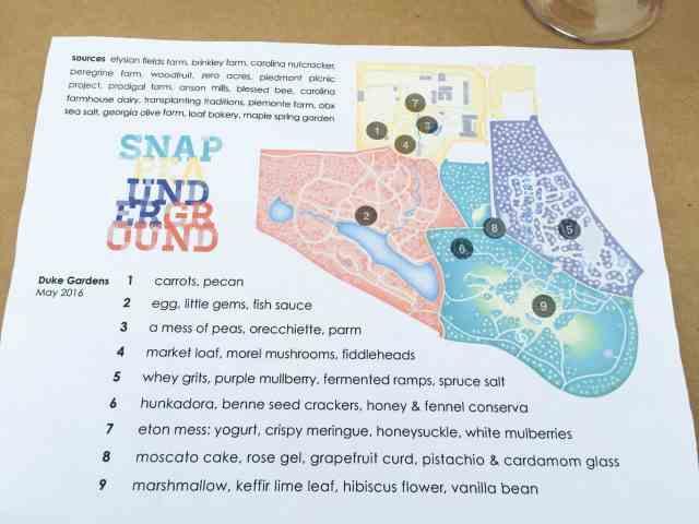 Snap Pea Underground Pop Up Dinner {Durham, NC} // pumpkinandpeanutbutter.com