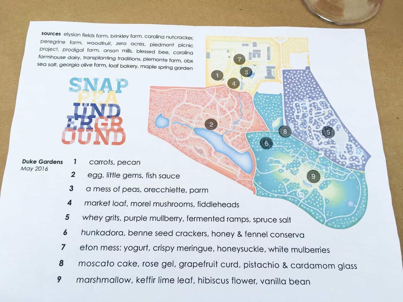 Snap Pea Underground Pop Up Dinner - pumpkinandpeanutbutter