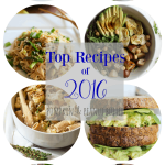 Top Recipes of 2016!