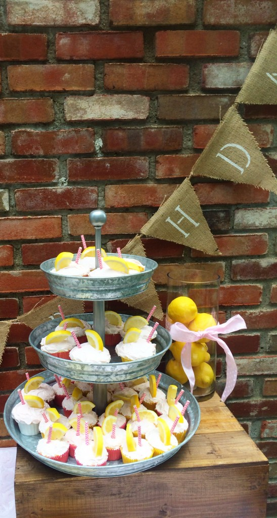 LSP cupcake stand