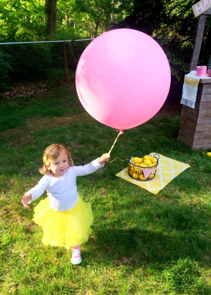 LSP emma with balloon