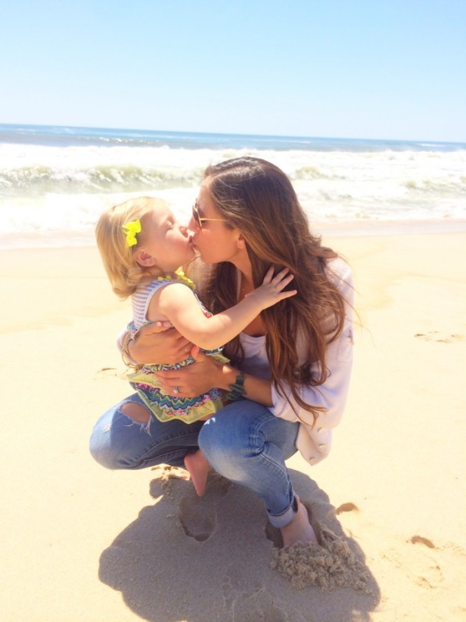 more beach kisses