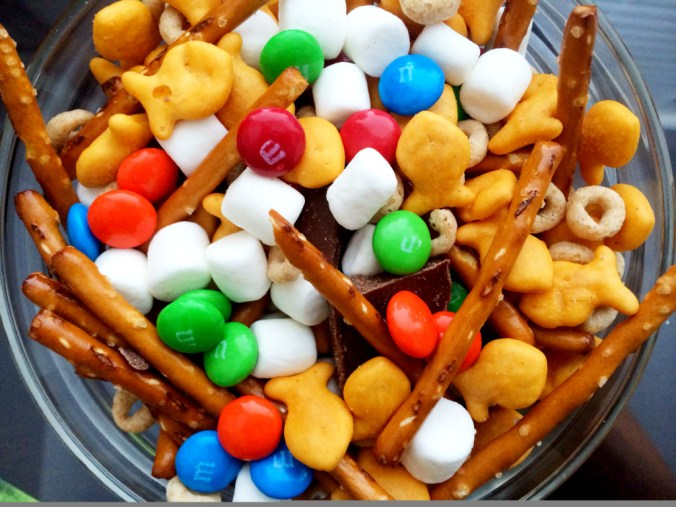 halloween trail mix 3