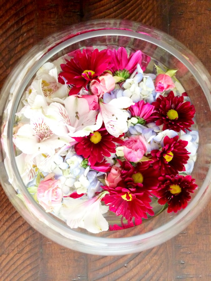 fishbowl flowers 3