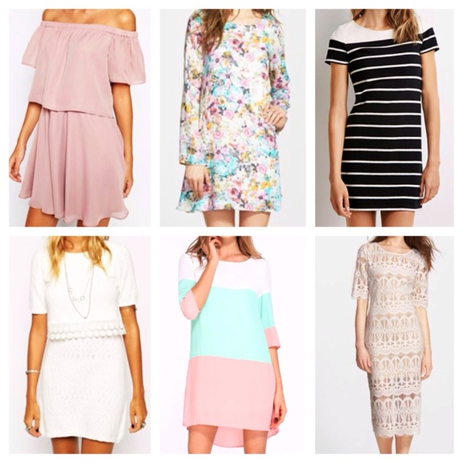 roundup spring dresses