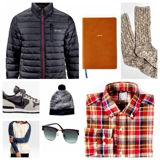 holiday gift guide for him 2015