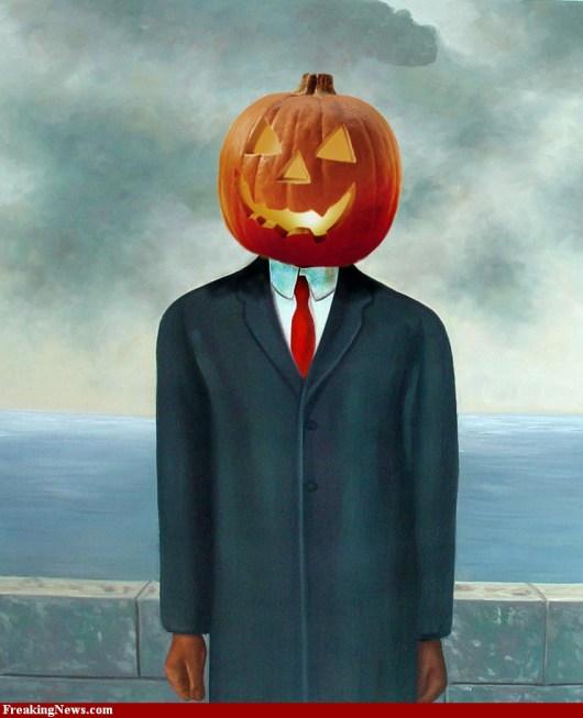 pumpkin-head-by-rene-magritte-499171.jpg (848×1046)