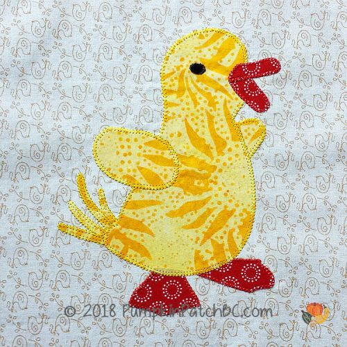 Barnyard Bash Block 5 - Dottie the Duck