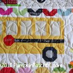 Teacher Quilt Detail 3