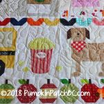 Teacher Quilt Detail 6