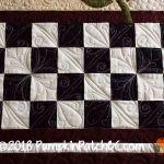 Quilt Patch Flowers Detail 1