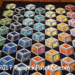 Tumbling Blocks 2