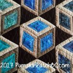 Tumbling Blocks Detail 2
