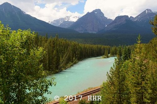 Bow Valley Parkway Banff NP AB