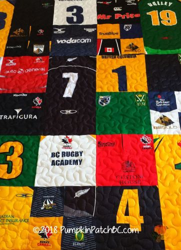 Rugby Quilt