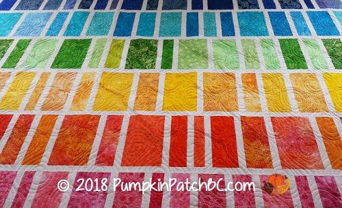 Rainbow Rectangles