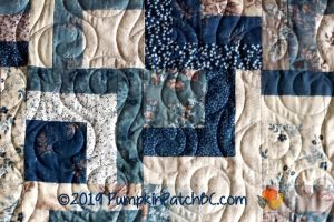 Cornerstone Amour Blue Detail