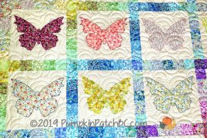 Butterflies Detail 2