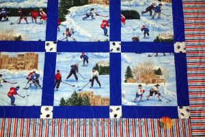 Hockey Time in Canada Detail 1