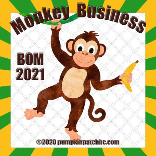 Monkey Business BOM 2021