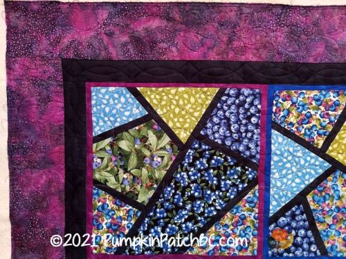 Blueberry Fields Detail 2