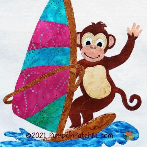 059-10 Monkey #10