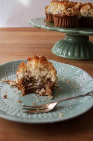Apfel-Dattel-Cupcakes