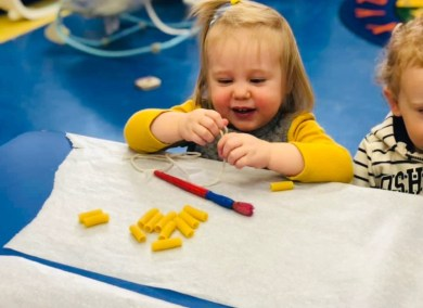 Pumpkin Preschool CT Toddler Program