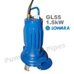 Lowara GL55 1.4kW