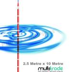 Multitrode 2.5 Metre x 10 Metre