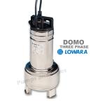 DOMO 3 phase pumps