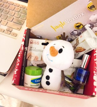 Influenster //  Jingle VoxBox