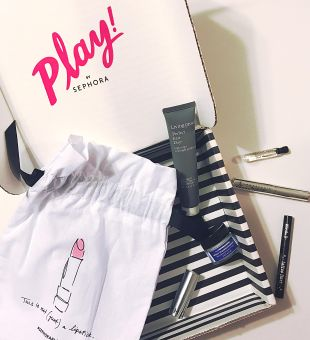 Sephora Play! // September Unboxing and Review
