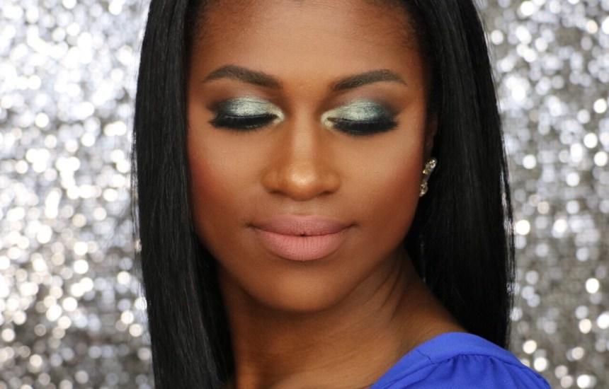 GRWM // NYE Makeup Look x My Makeup Brush Set