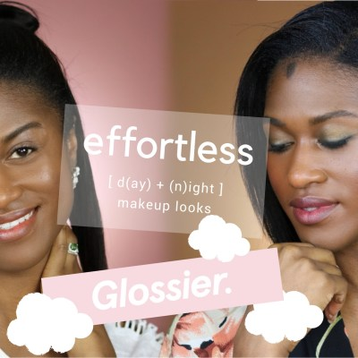 effortless-glossier-makeup-look