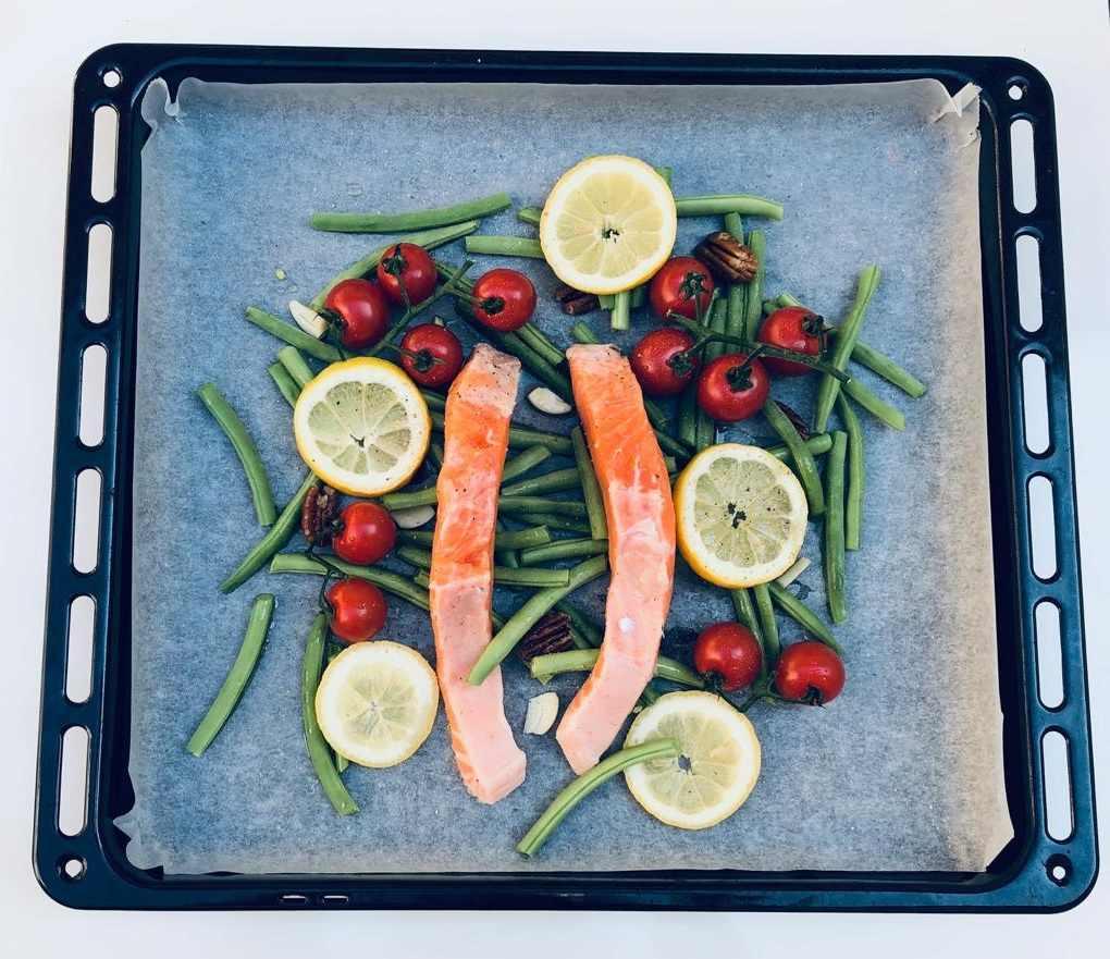 zalm eiwit omega-3 vitamine