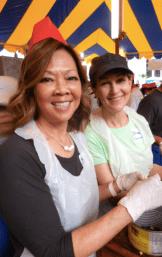 Meredith Chuck Ching and Allison Beckett Kincheloe