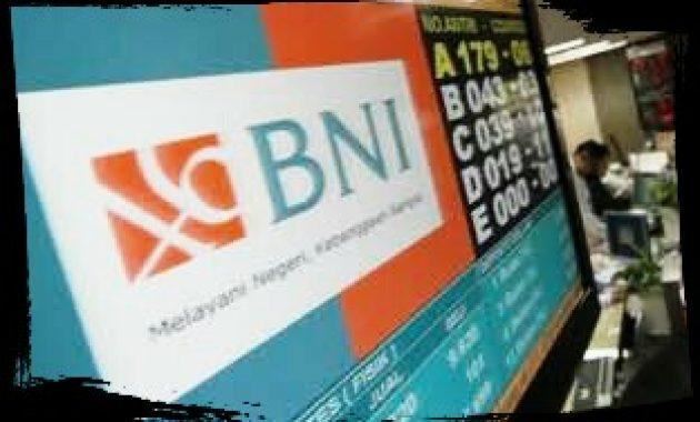 Cara Mudah Membayar SPP Melalui Teller maupun ATM Bank BNI