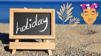 Mengisi waktu liburan