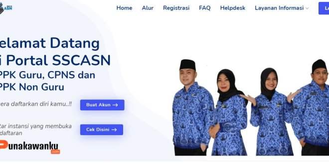 Info Pendaftaran CPNS 2021 Sudah Dibuka