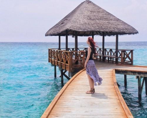 Как дешево съездить на Мальдивы